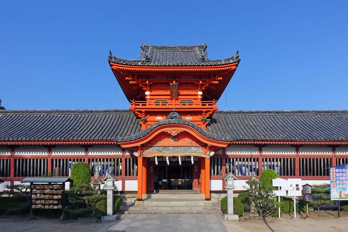 伊邪爾波神社